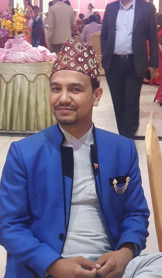 Deepak Ghimire