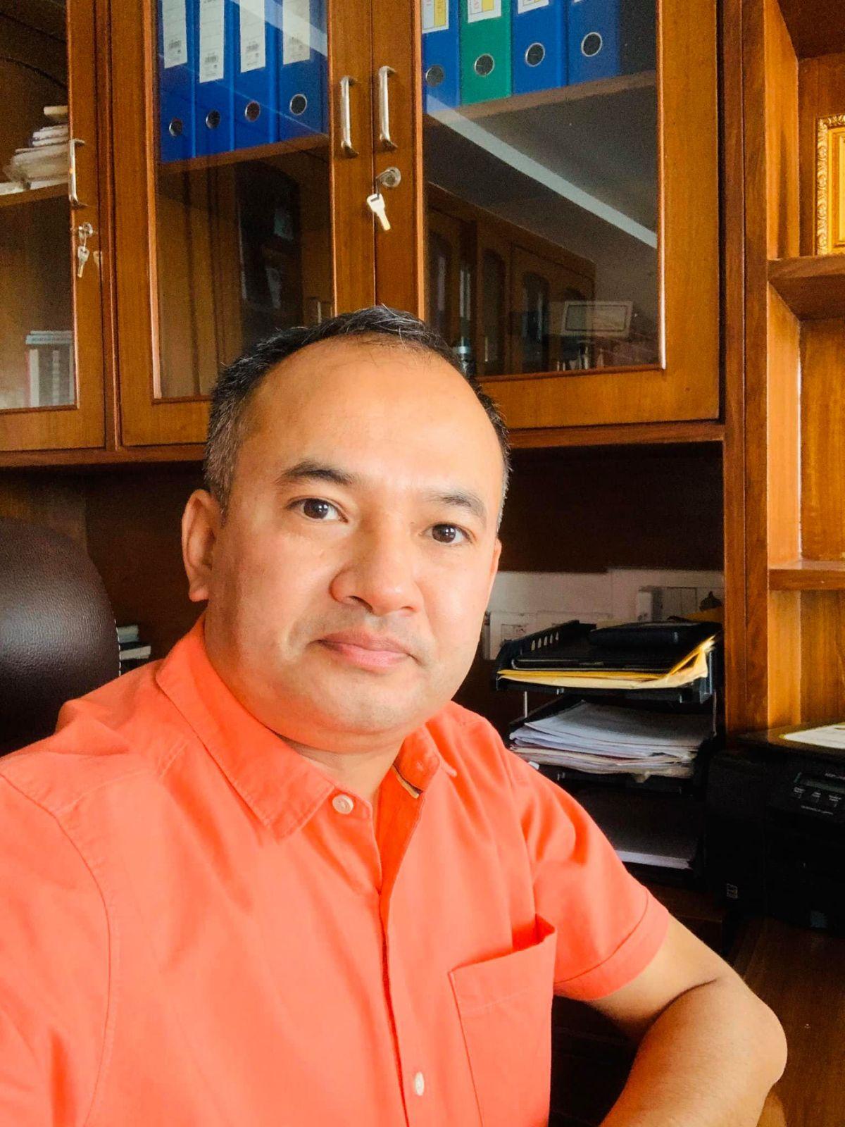 Nabaraj Shrestha