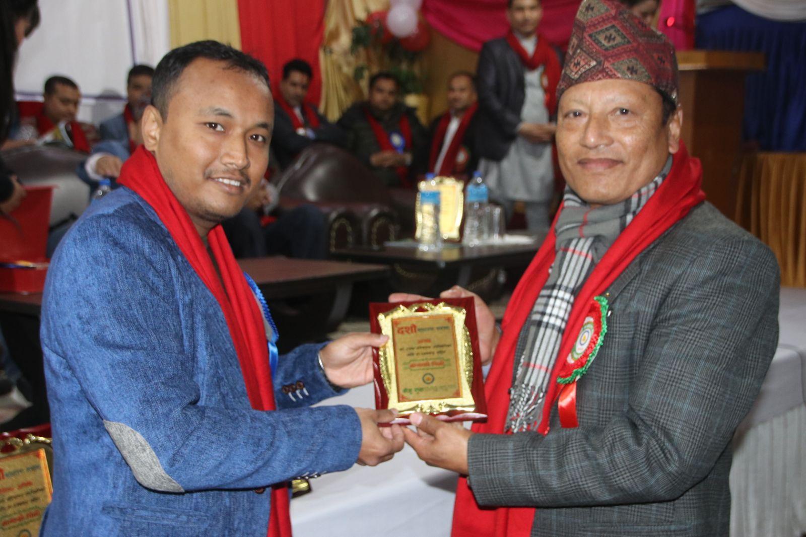 Sameer Manandhar National Co-Operative Kirtipur