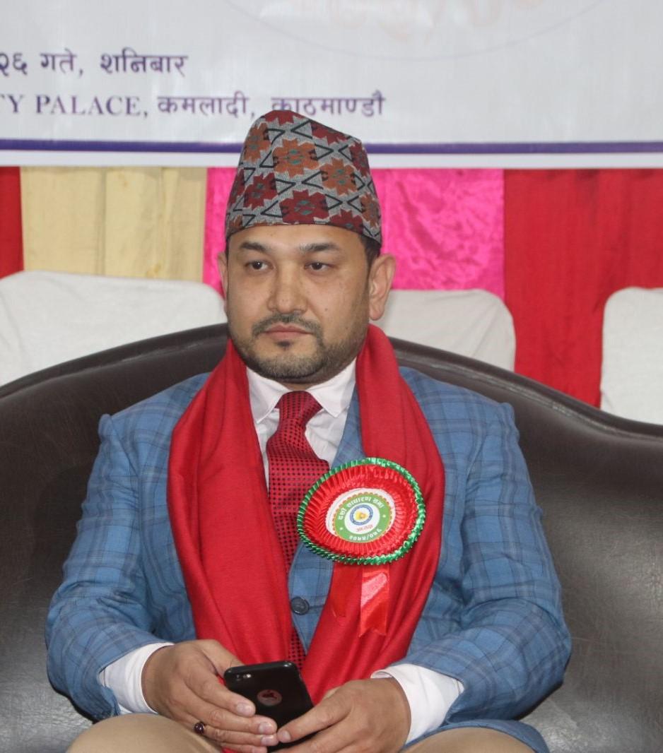 Tap Krishna Shrestha