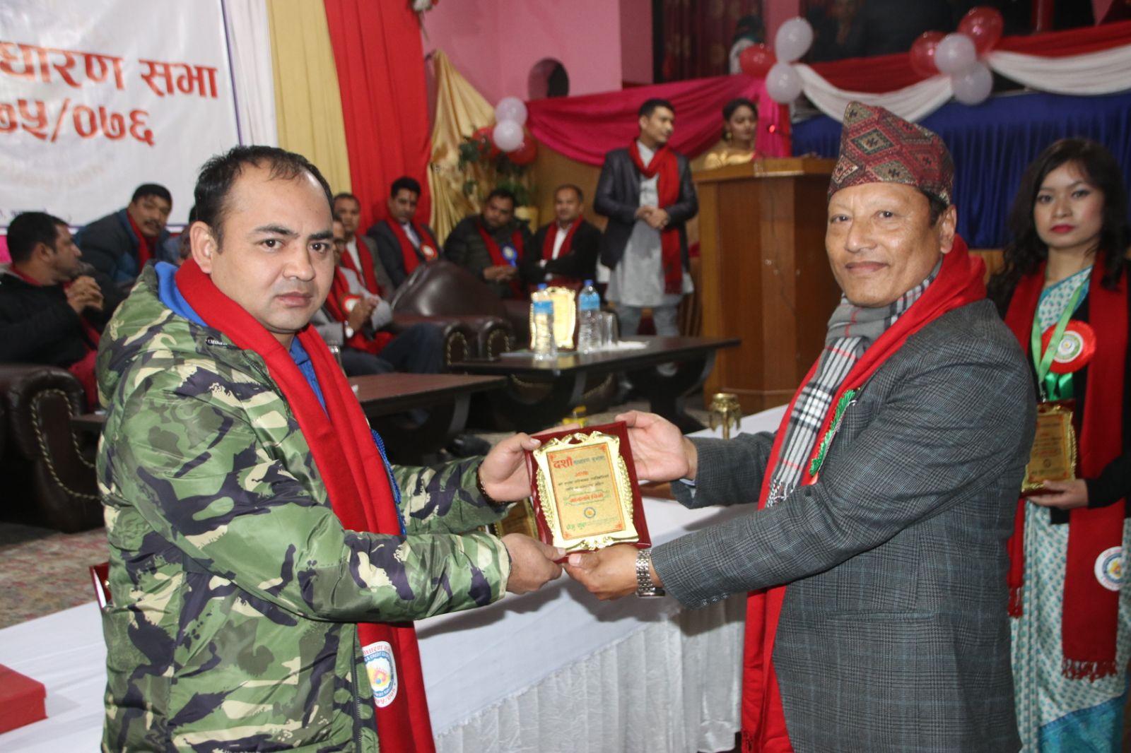 Yubaraj Shrestha